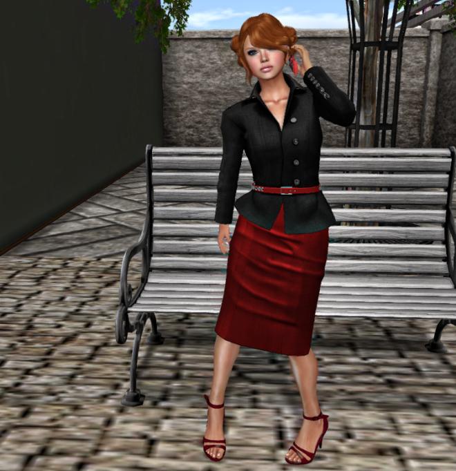 Amanda Jacket & Skirt