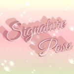 Signature Pose Logo