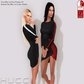 __HH__ Hucci Filton Dress