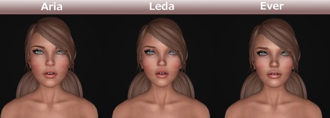 Lelutka Heads
