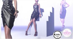 Lumiere Apparel - Dress - Black Fashion Fair - TMP