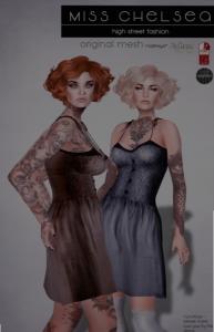 Miss Chelsea - Shiny Shabby -  Maitreya Belleza & Slink