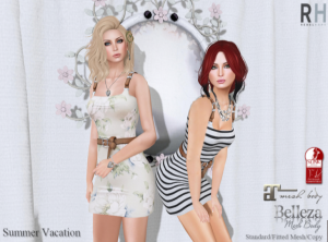 rebel hope - fameshed - belleza, slink & Maitreya
