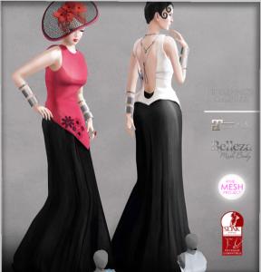 SYS - Dress - Black Fair - TMP Slink Belleza & Mait