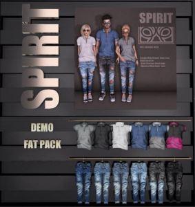 Spirit - TMD - Maitreya and Slink