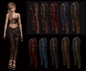 Azouchi - Rogue pants @ Weloverp - Slink