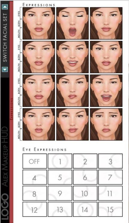 HUD - Expressions