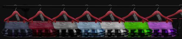 Kenvie - Melly Skirt @ Alice in Sexyland - Slink, Mait & Belleza sizes