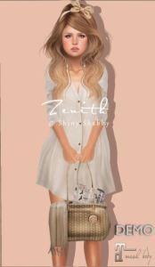 Zenith - Oversize Shirt @ Shiny Shabby - Maitreya