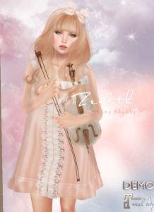 Zenith - Sweetest little dress @ Shiny Shabby - Maitreya