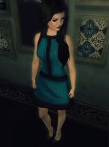 aesthetic - dress @ on9 - maitreya
