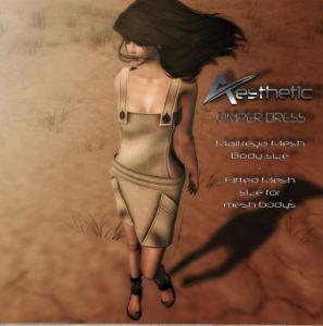 Aesthetic jumper dress - chapt four - mait