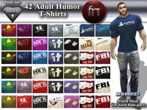 FN - Humour Tshirts - Aesthetic