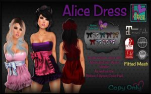 Heartistic - Alice dress @ project limited -  mait and slink