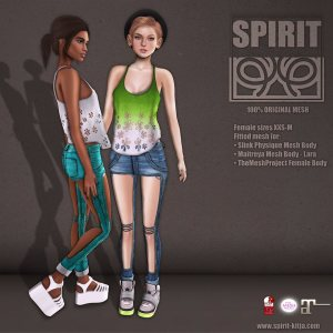 spirit - jenna pants and top @ seasons story