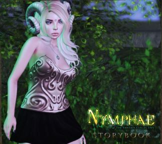 Storybook - Nymphae @ The Fantasy Collective - Slink & Maitreya sizes