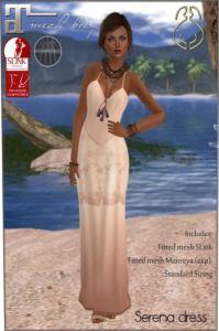 SySy - Serena dress @ Wayward - slink Maitreya