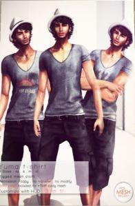 YUMA - t-shirt @ TMD - TMP