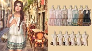 Zenith - Dress @ Kustom9 - Maitreya